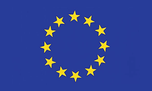 Flag of the nation or the league of the betting league or tournament with the name UEFA Europa League